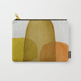 Three Monoliths Carry-All Pouch