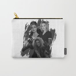 The Witches - Susan Sarandon, Jessica Lange and Meryl Streep Carry-All Pouch