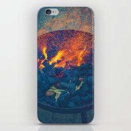 Light My Fire iPhone Skin