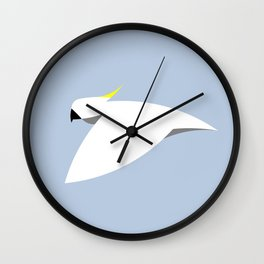Flight of the Sulphur-Crest Wall Clock