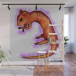 Chipmunk Wall Murals | Society6
