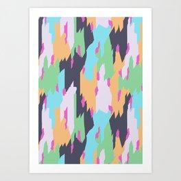 SPECKLE Art Print