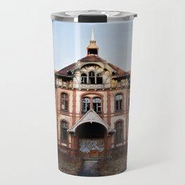Hospital Travel Mug