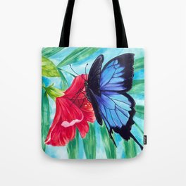Ulysses Butterfly Tote Bag