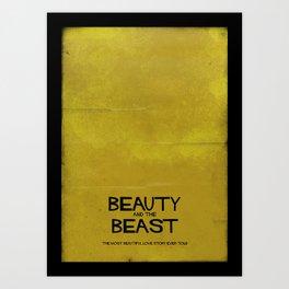B&B Art Print