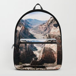 Zion Canyon National Park Backpack