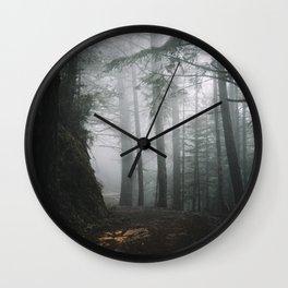 Butano Wall Clock