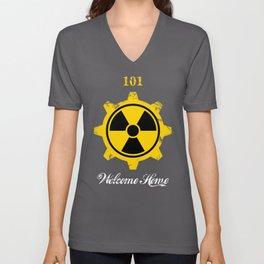 Vault 101 Unisex V-Neck