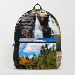 Blackwater Falls, West Virginia Backpack