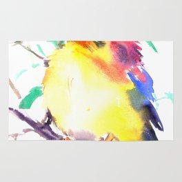 Oriental Kingfisher Rug