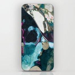 Arctic Chameleon iPhone Skin