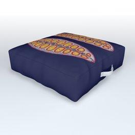 Diatom nr1 Outdoor Floor Cushion