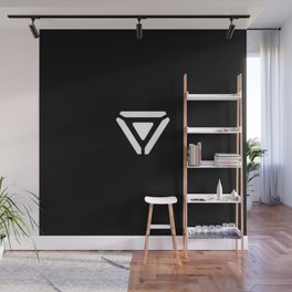 Project logo Wall Mural