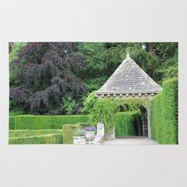 Gazebo dans le Jardin Italien Rug