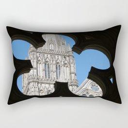 Salisbury Cathedral Rectangular Pillow