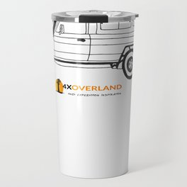 Land Cruiser Troopy Travel Mug