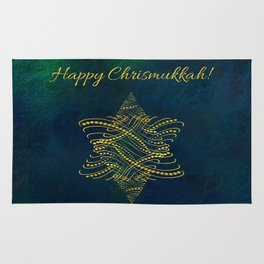 Happy Chrismukkah! Rug