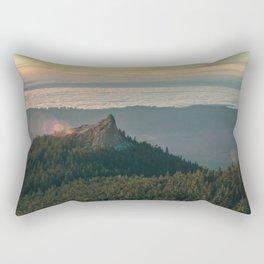 Sturgeon Rock Rectangular Pillow