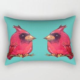 L'il Lard Butt Cardinal Rectangular Pillow