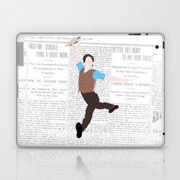 NEWSIES – LOGO Laptop & iPad Skin