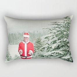 Merry Christmas, Colonel Sanders Rectangular Pillow