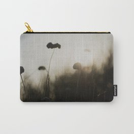silhouetted ... Carry-All Pouch