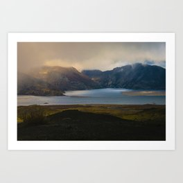 Spirit Lake Art Print