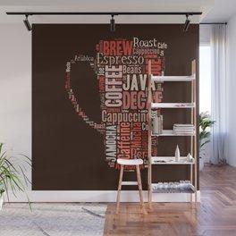 Coffee Lovers Wall Mural
