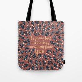 Africa - Vintage Palette Tote Bag