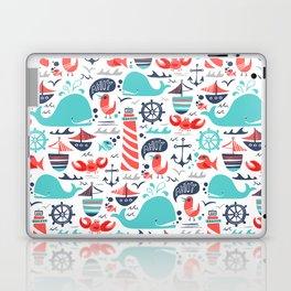Ahoy Matey Laptop & iPad Skin