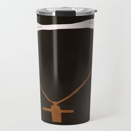 Tupac's Shakur Portrait Travel Mug