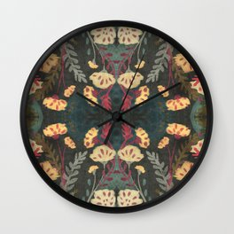 Santolina II Wall Clock
