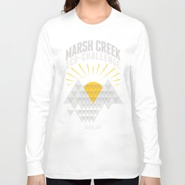 Marsh Creek Eco-Challenge 2015; Shirt Art Long Sleeve T-shirt