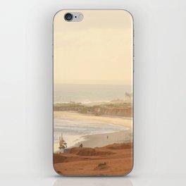 canoa iPhone Skin
