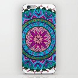 Meditation Mandala iPhone Skin