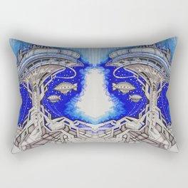 PLATFORM CITY Rectangular Pillow
