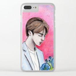 Jin | BTS Clear iPhone Case