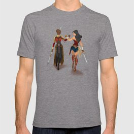Heroines Unite T-shirt