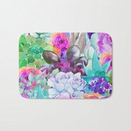 spring pastels Bath Mat