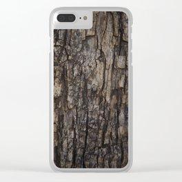 Bark VI Clear iPhone Case
