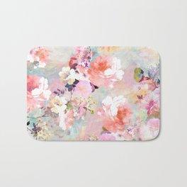 Love of a Flower Bath Mat
