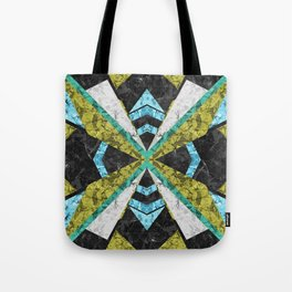Marble Geometric Background G442 Tote Bag