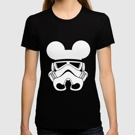 Stormtrooper with Ears  T-shirt