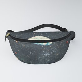 I'm Not going Anywhere Fanny Pack