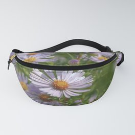 Wild Asters Fanny Pack