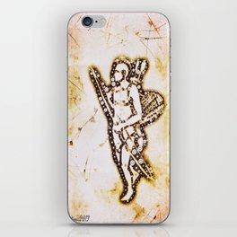 Woodland hunter iPhone Skin