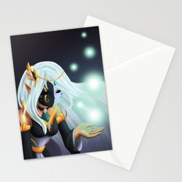 Goddess of Life and Death Stationery Cards