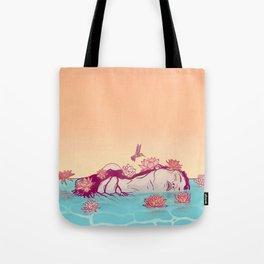 Naiad Lady Tote Bag