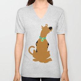 Scooby  Unisex V-Neck