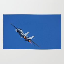F14 -VF 101 - 'Into the Wild Blue' Rug